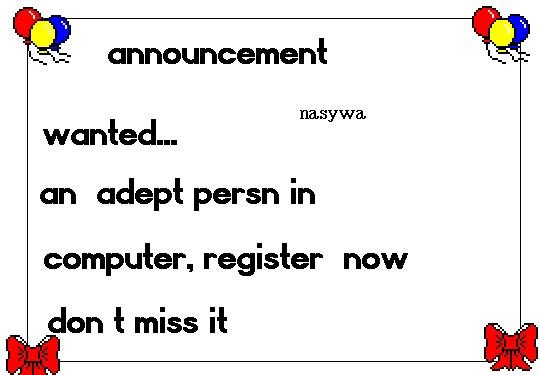 NASYWA7